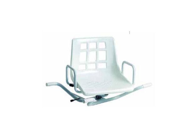sedia girevole per vasca wimed